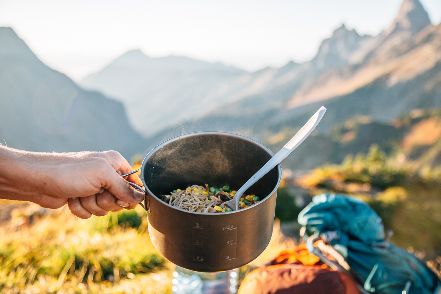 best backpacking cookwear