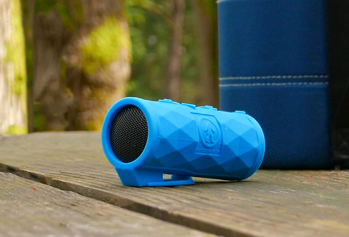 Great waterproof bluetooth speaker for outdoor adventures