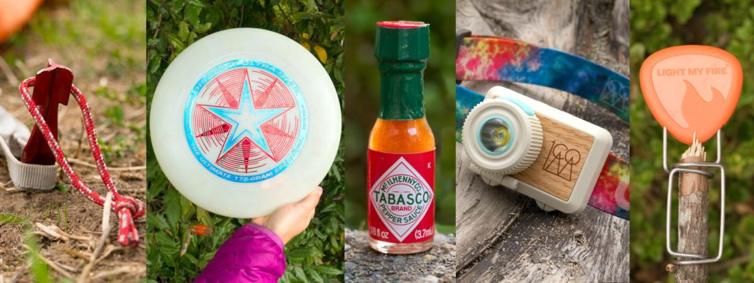 Gift ideas for outdoor people